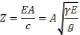 formula, impedancia, elemento, cimentacion