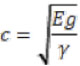 formula, velocidad, propagacion