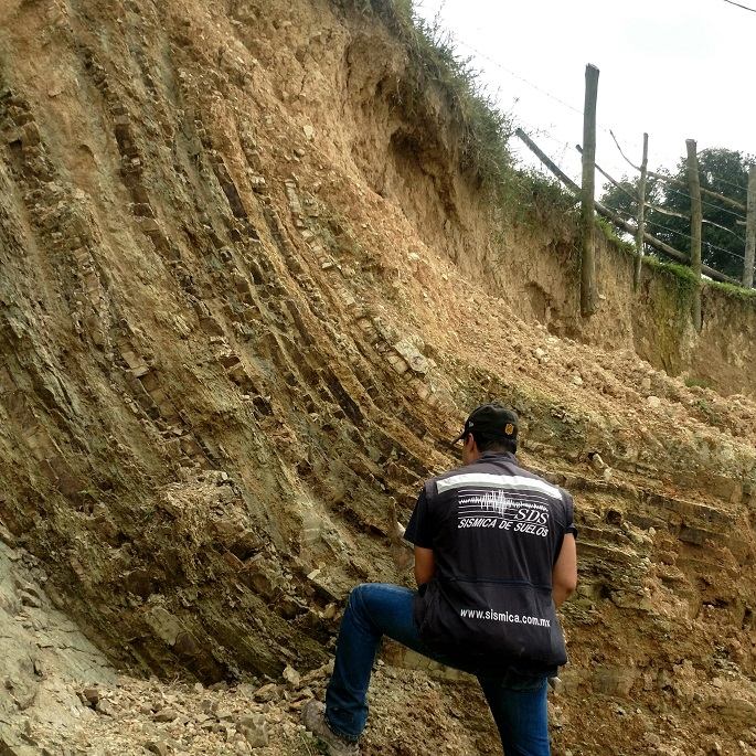 Geología, Geotecnia, Mecánica, suelos, Rocas